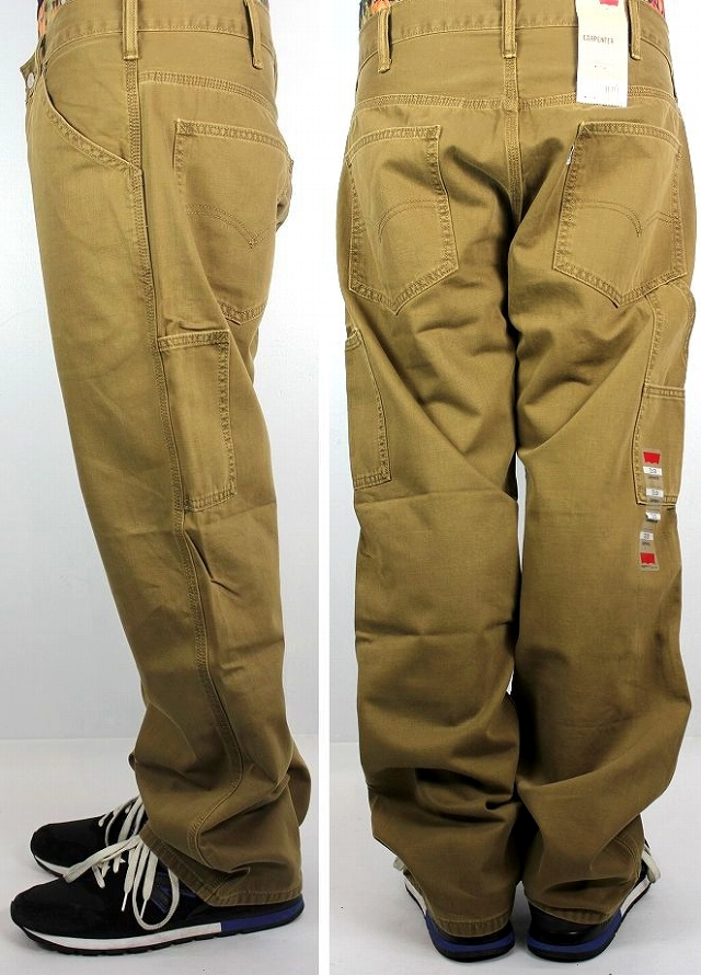 LEVI'S / CARPENTER PANTS