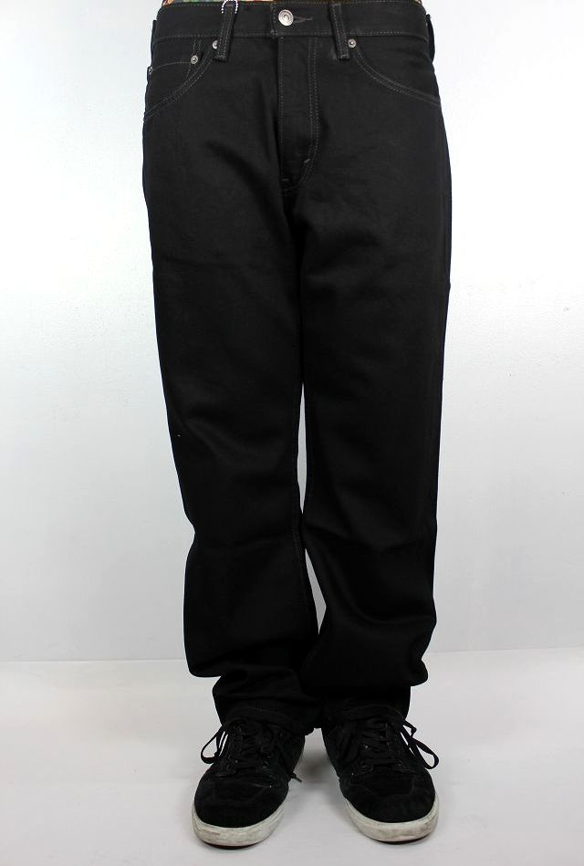 LEVI'S / 505 DENIM PANTS / black