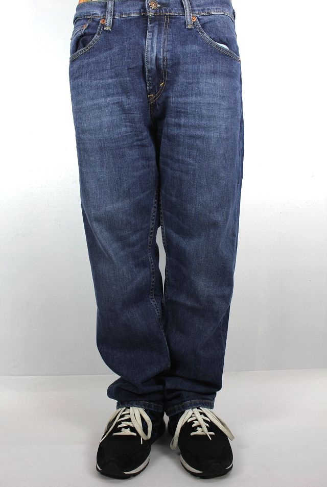 LEVI'S / 505 DENIM PANTS / vintage wash indigo-02