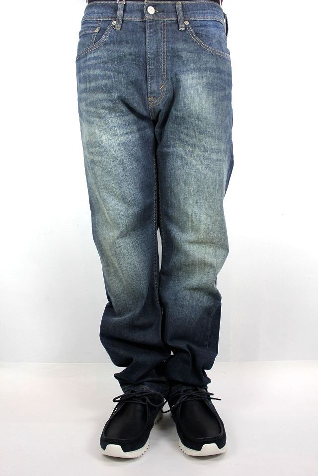 LEVI'S / 505 DENIM PANTS / vintage wash indigo-03
