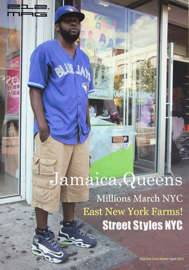 212 MAGAZINE / JAMAICA,QUEENS