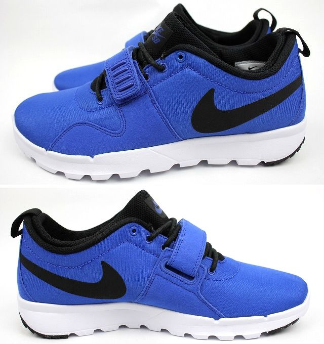 NIKE SB / TRAINERENDOR / blue×white