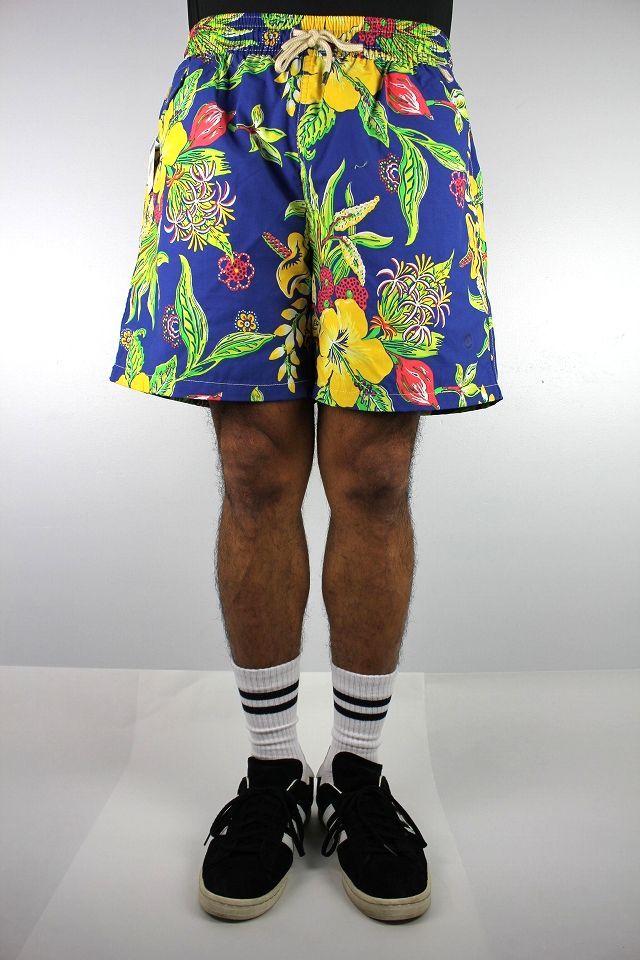 POLO RALPH LAUREN / SWIM SHORTS / navy