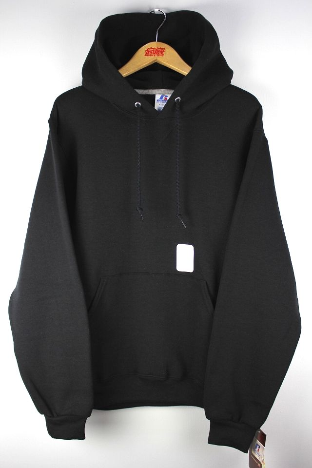 RUSSEL ATHLETIC / PULLOVER HOODY / black