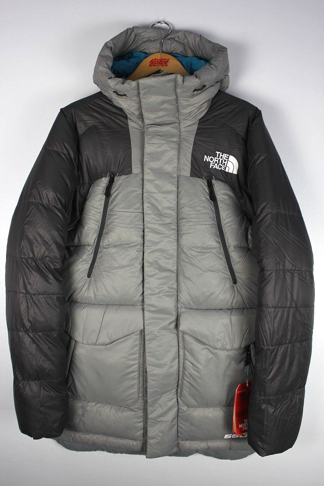THE NORTH FACE / POLAR JOURNEY PARKA / grey×chacoal