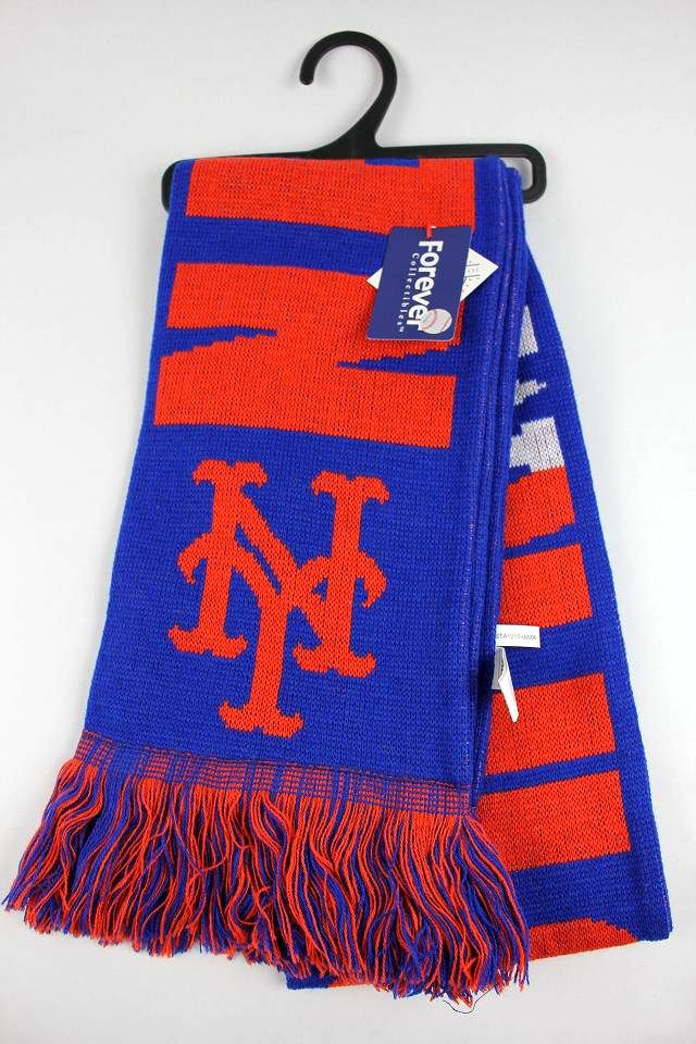 "FOREVER COLLECTABLES / ""NEWYORK METS"" MUFFLER"