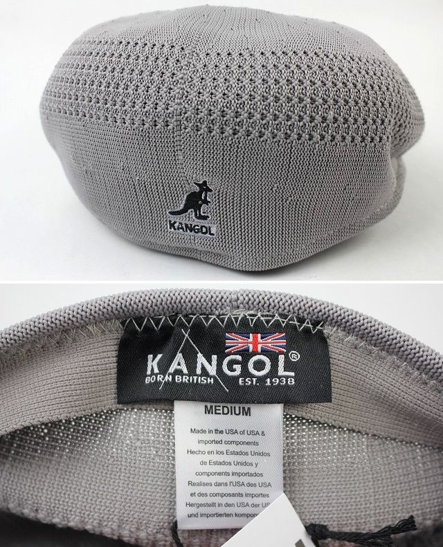 KANGOL / TROPIC 504 VENTAIR / grey
