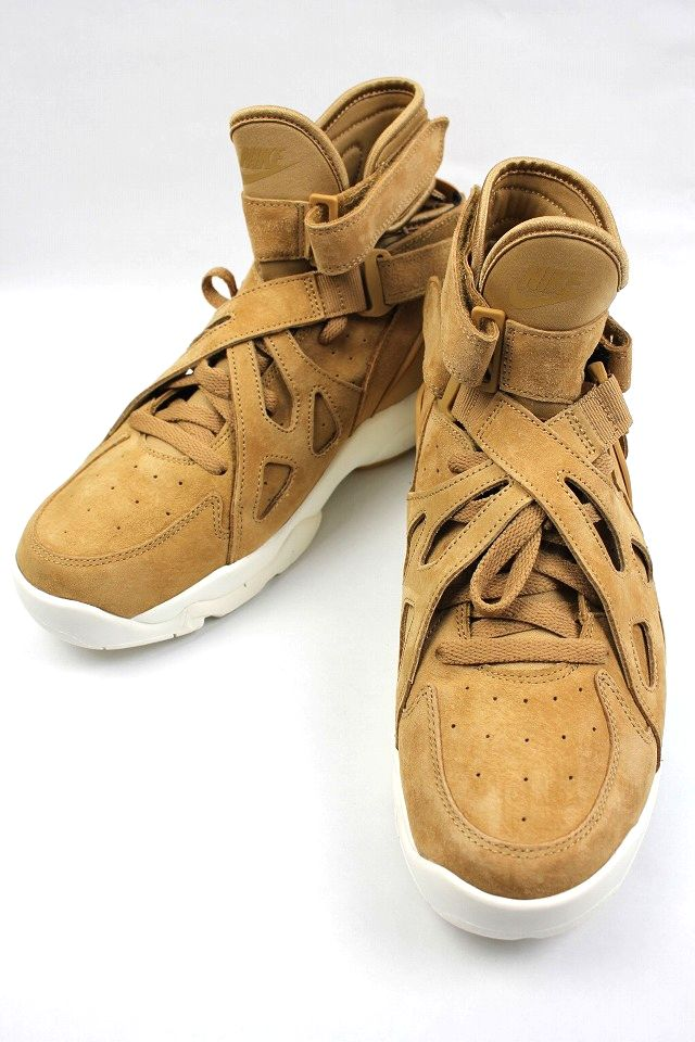 NIKE / AIR UNLIMITED / light brown×white