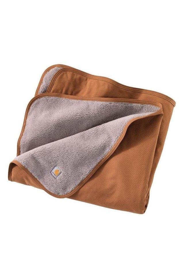CARHARTT / BLANKET / carhartt brown