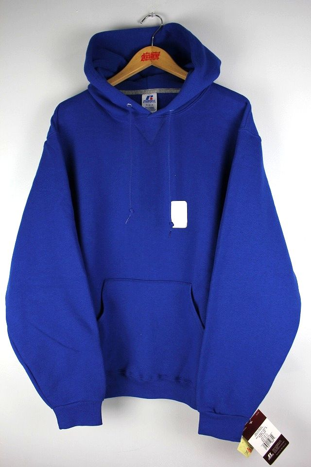 RUSSEL ATHLETIC / PULLOVER HOODY / royal blue