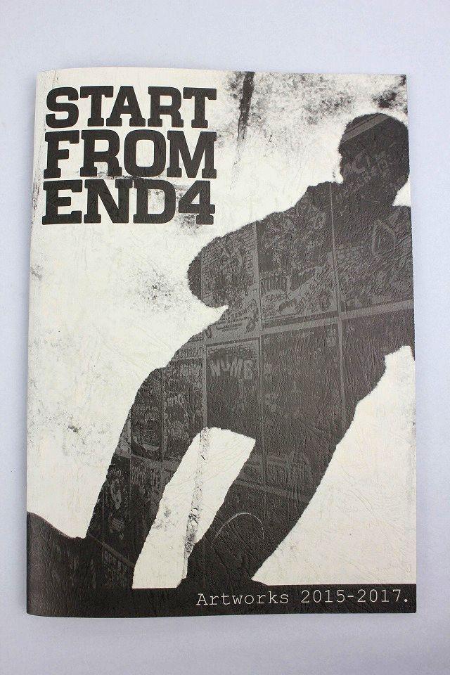 START FROM END 4 (ART BOOK)