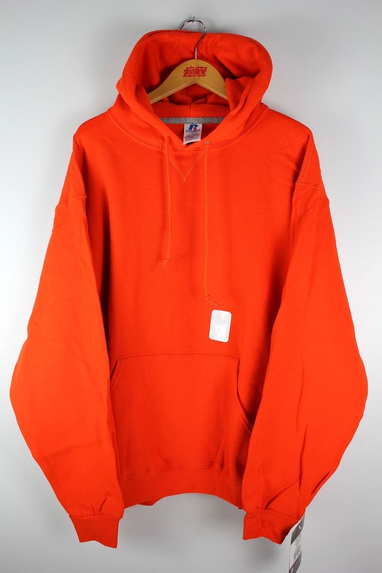 RUSSEL ATHLETIC / PULLOVER HOODY / orange