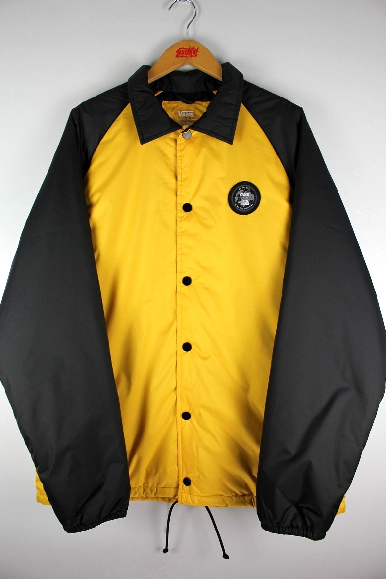 THE NORTH FACE×VANS / TORREY MTE JACKET / yellow×black
