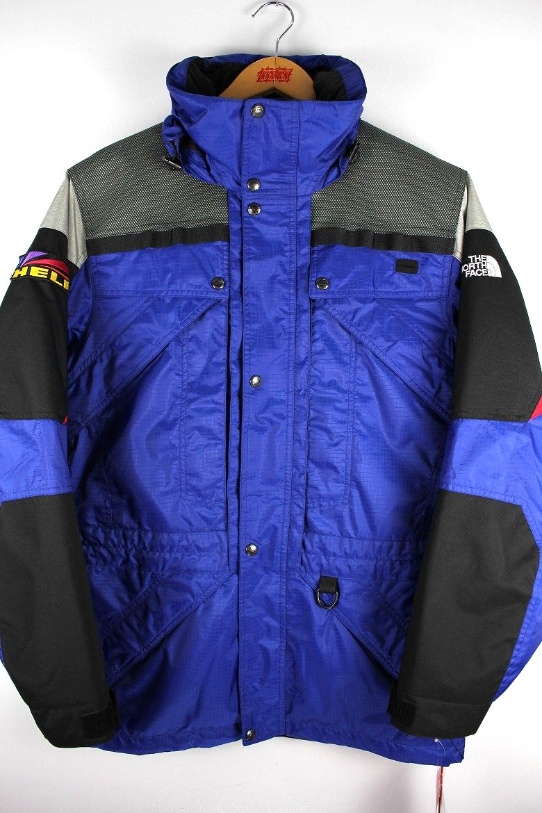 THE NORTH FACE / MOUNTAIN HELI JACKET / blue×black