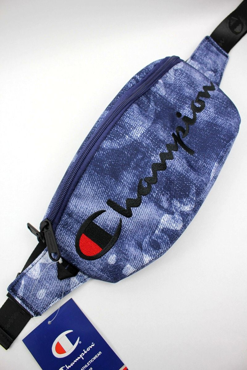 CHAMPION / SLING PACK (WAIST BAG) / indigo