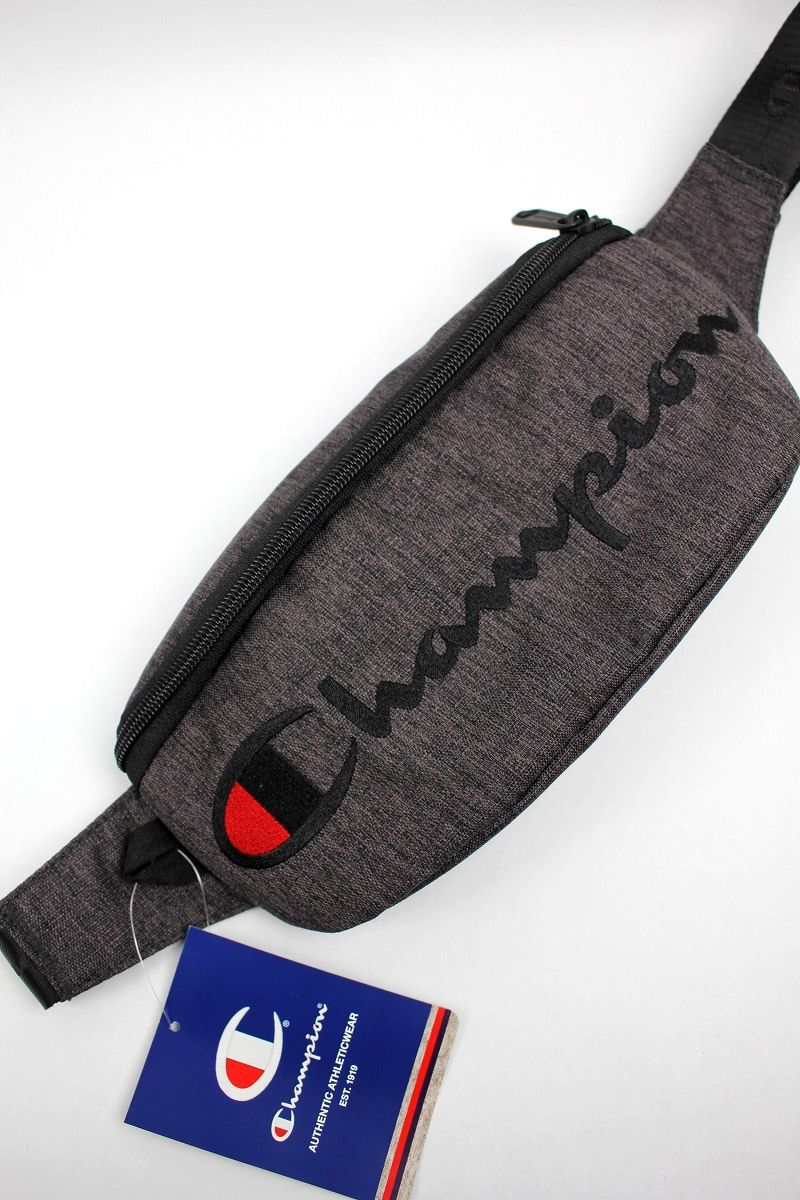 CHAMPION / SLING PACK (WAIST BAG) / chacoal