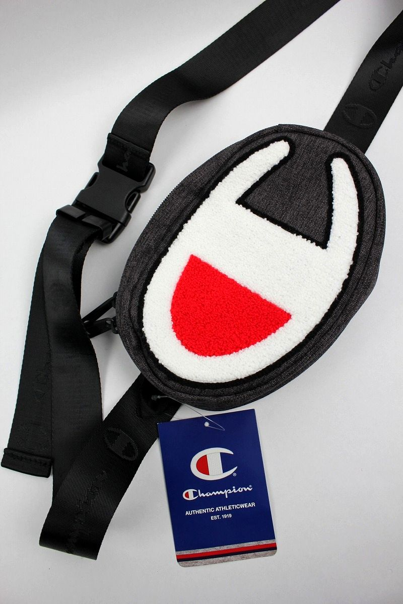 CHAMPION / WAIST PACK / chacoal