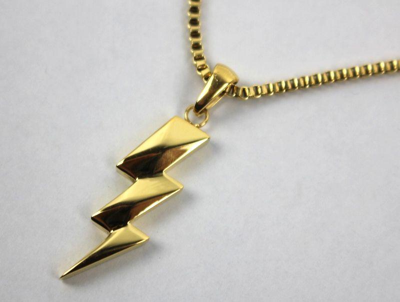GOLDEN GILT / FLASH BOLT / gold
