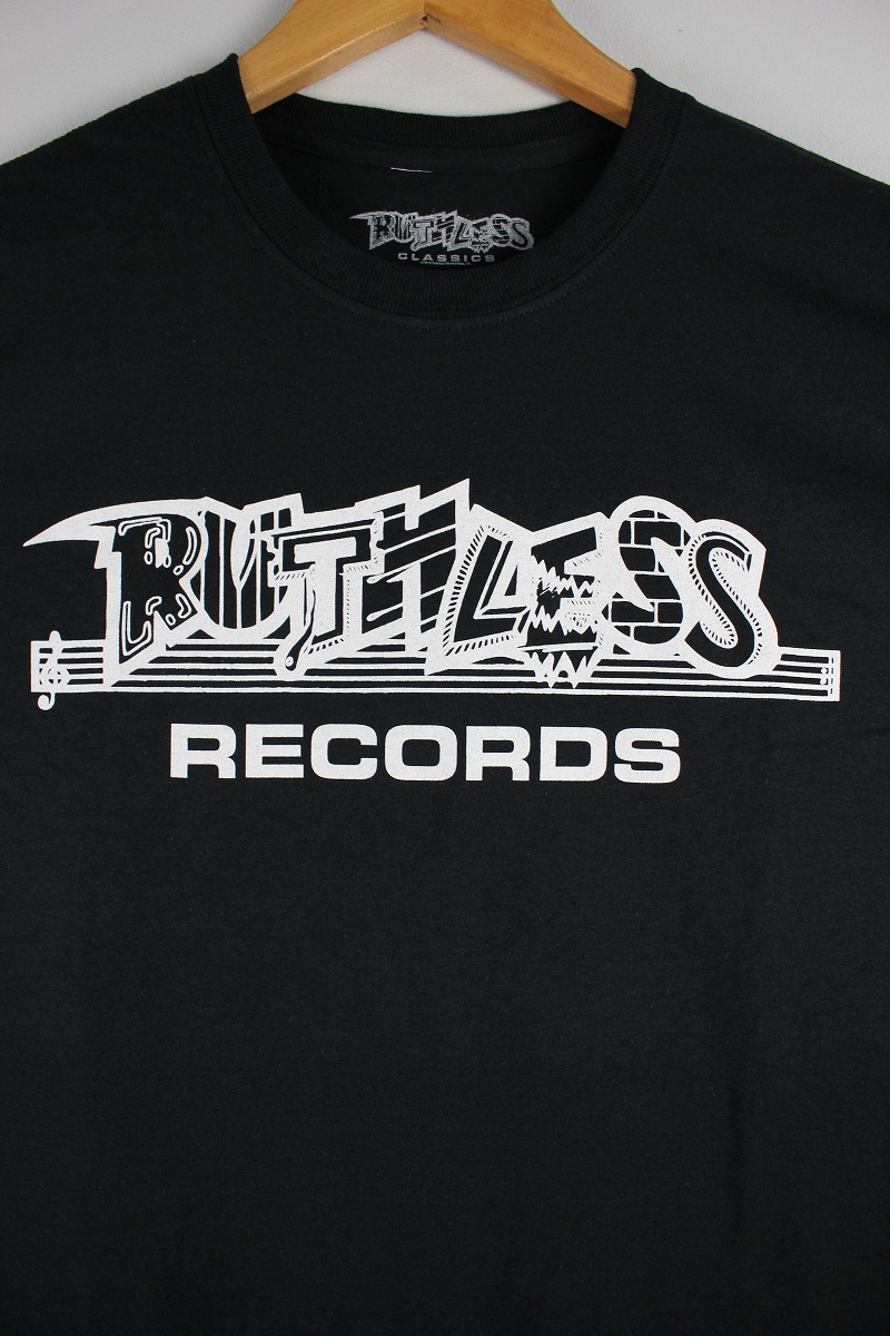 """N.W.A. / """"RUTHLESS RECORDS"""" Tee / black"""