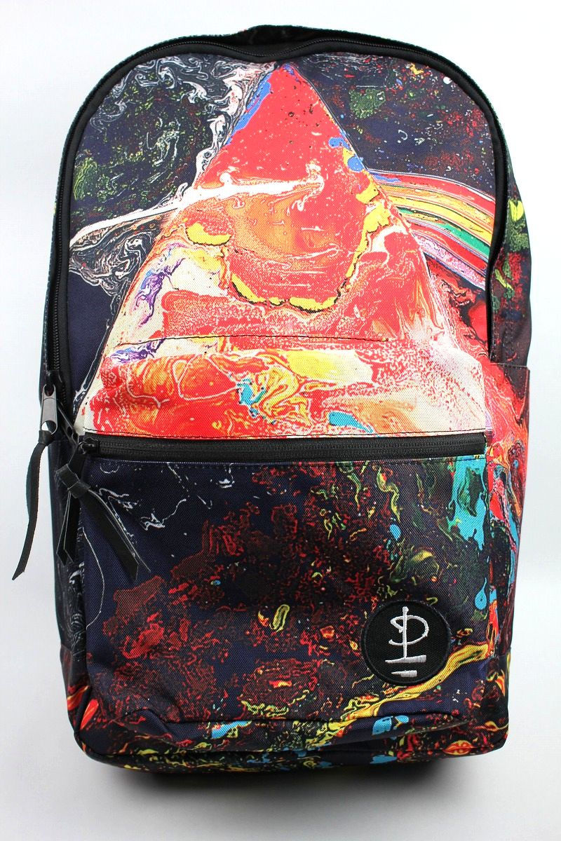 PINK FLOID / ALLOVER PRINT BACKPACK