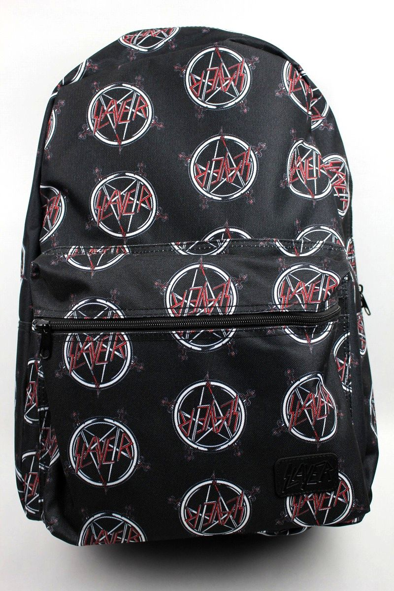 SLAYER / ALLOVER PRINT BACKPACK