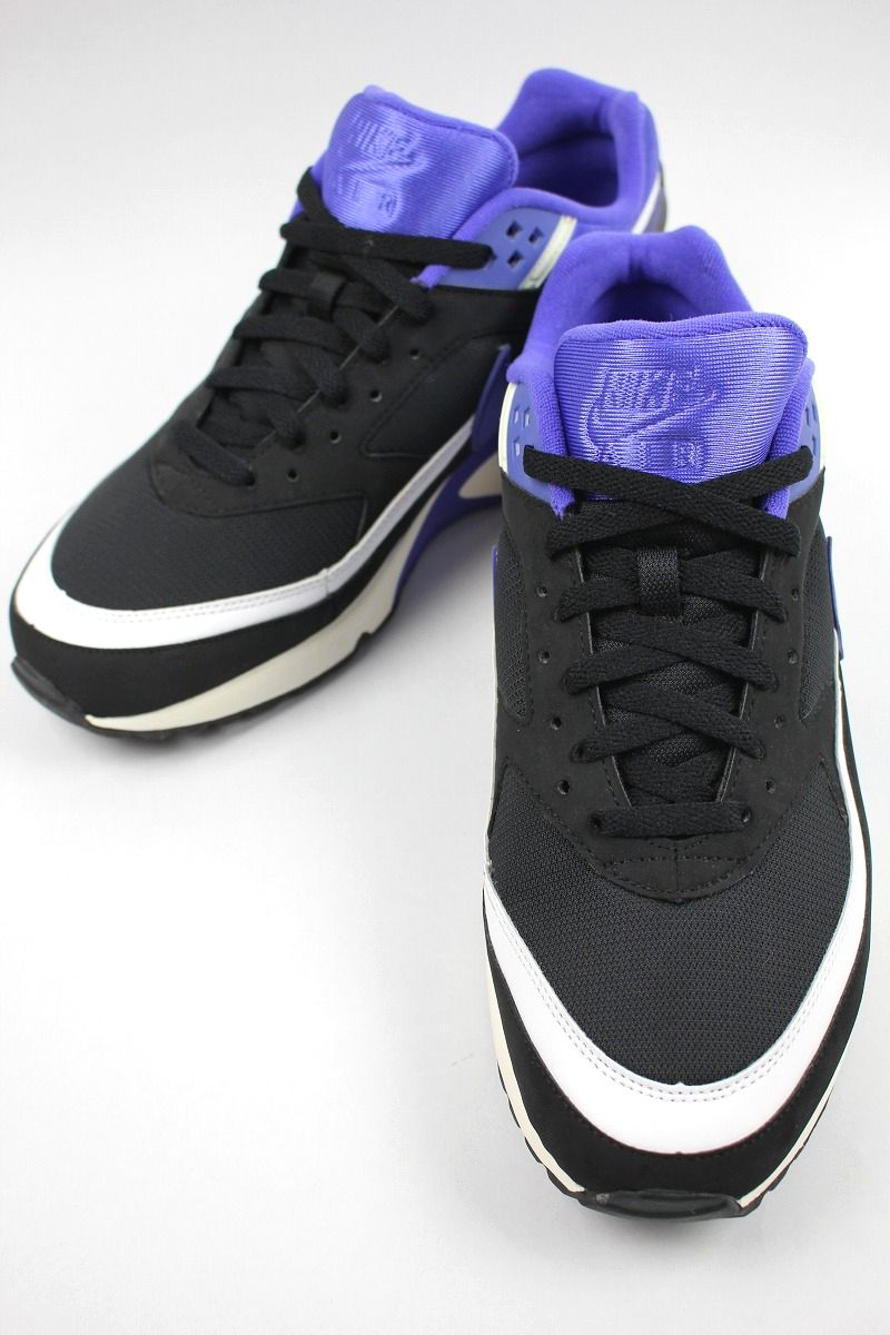 DEADSTOCK!!! NIKE / AIR CLASSIC BW TEXTILE (2013年製) / black×purple×white