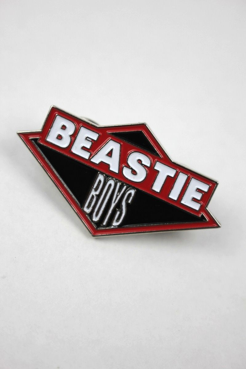 "BEASTIE BOYS / ""CLASSIC LOGO"" PIN"