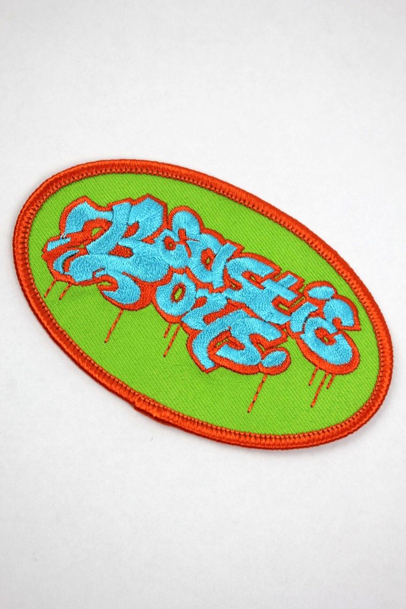 "BEASTIE BOYS / ""OVAL"" PATCH"