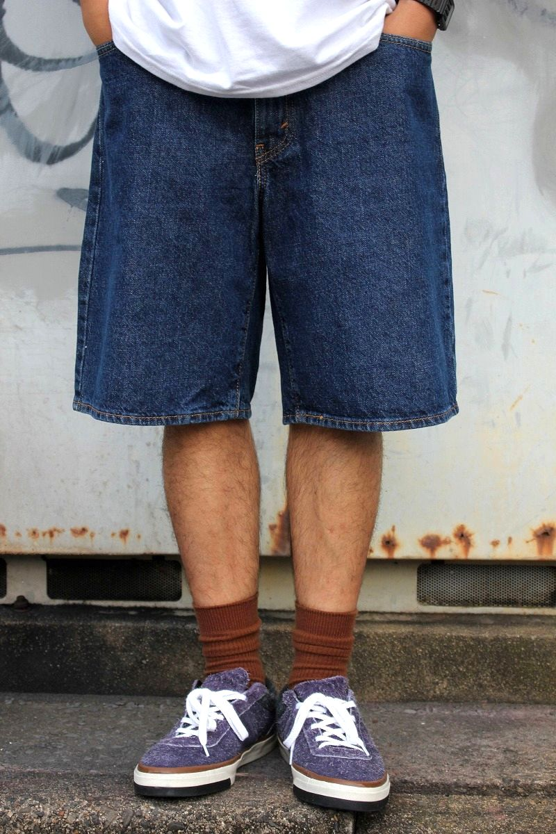 LEVI'S / 550 RELAX FIT SHORTS / vintage wash indigo
