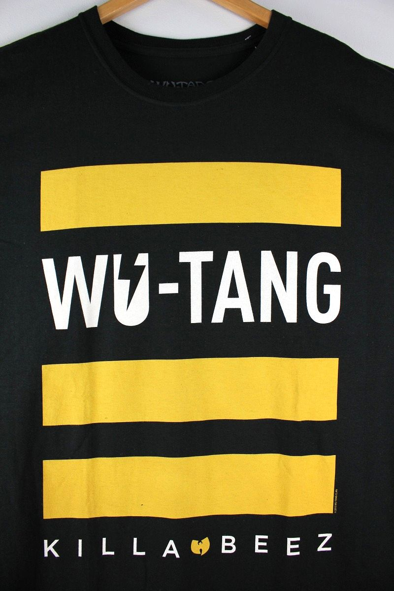 "WU-TANG CLAN / ""KILLA  BEE"" Tee / black"