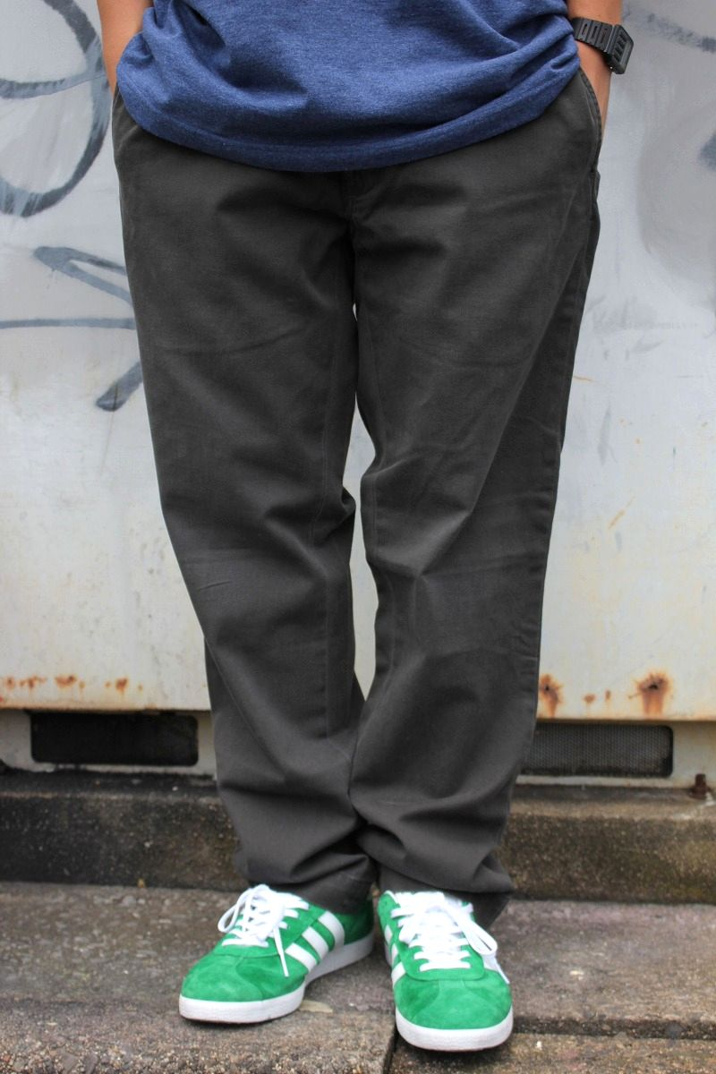 POLO RALPH LAUREN / BEDFORD CHINO PANTS / chacoal