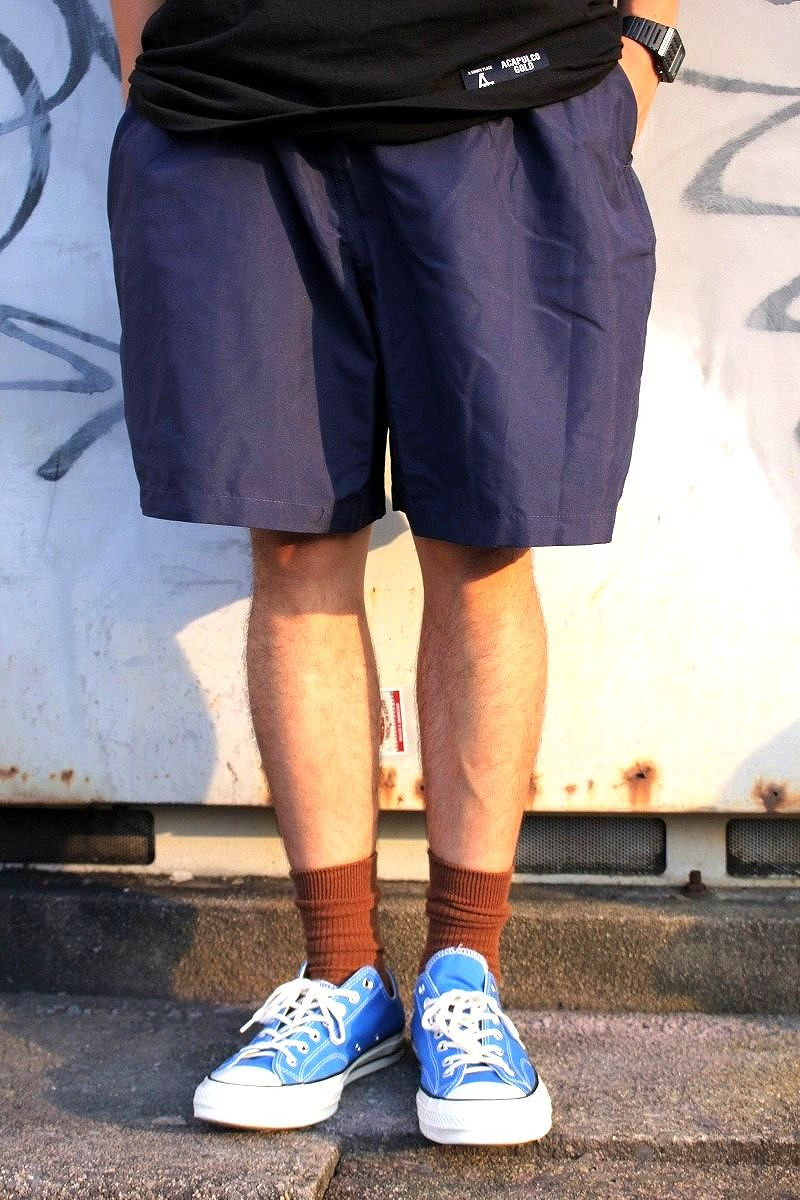 COBRA CAPS /  MICROFIBER SHORTS / navy