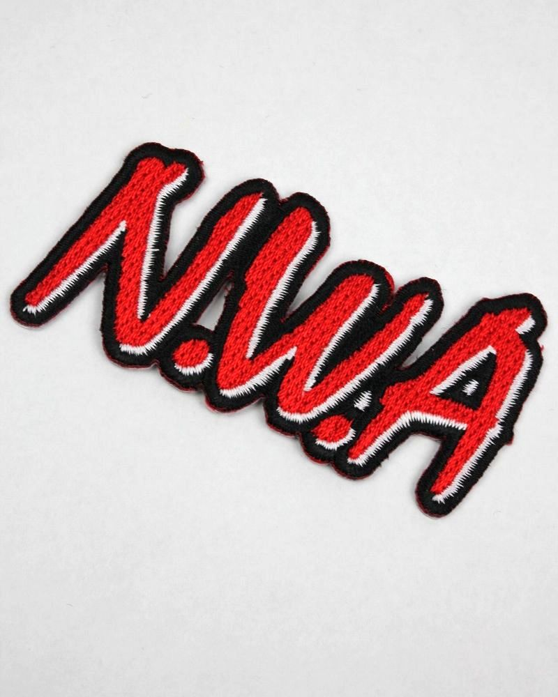 N.W.A. / LOGO PATCH
