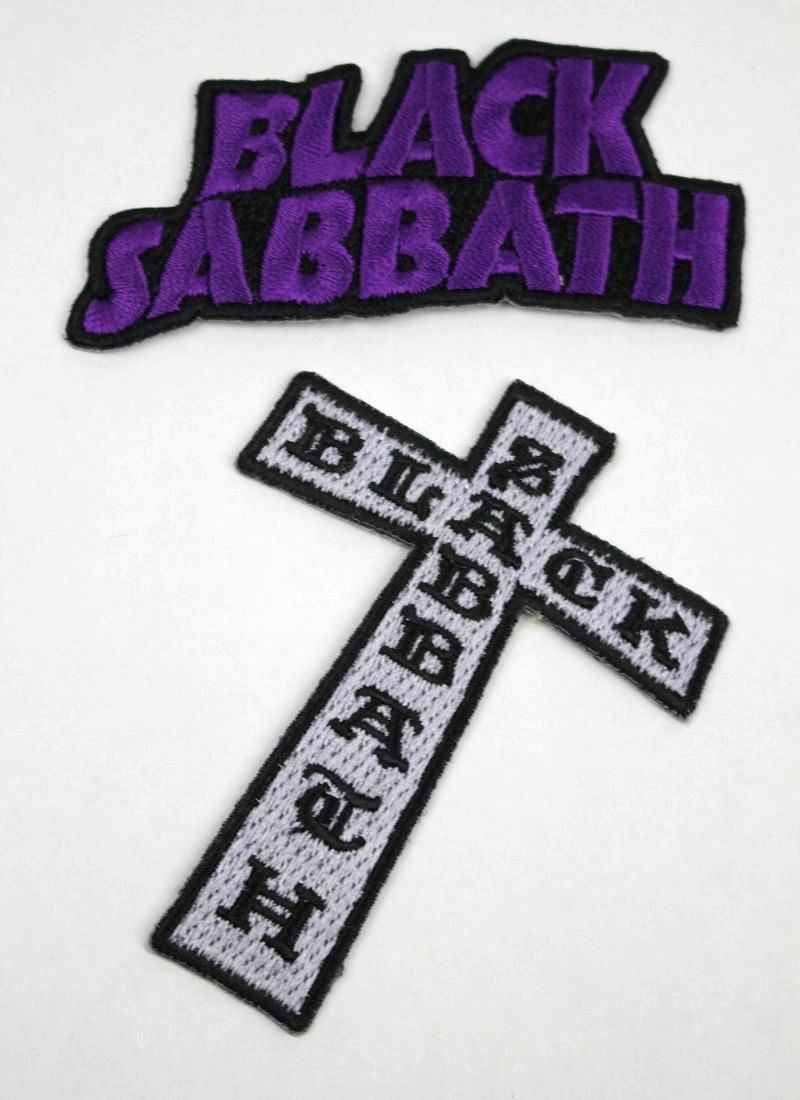 BLACK SABBATH / PATCH SET