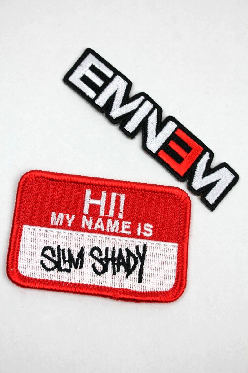 EMINEM / PATCH SET