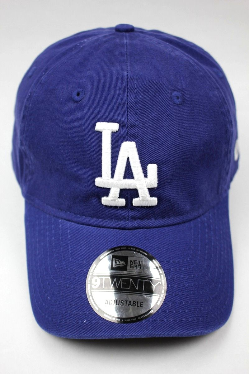 "NEWERA / ""LOS ANGELS DODGERS"" STRAPBACK CAP / blue"