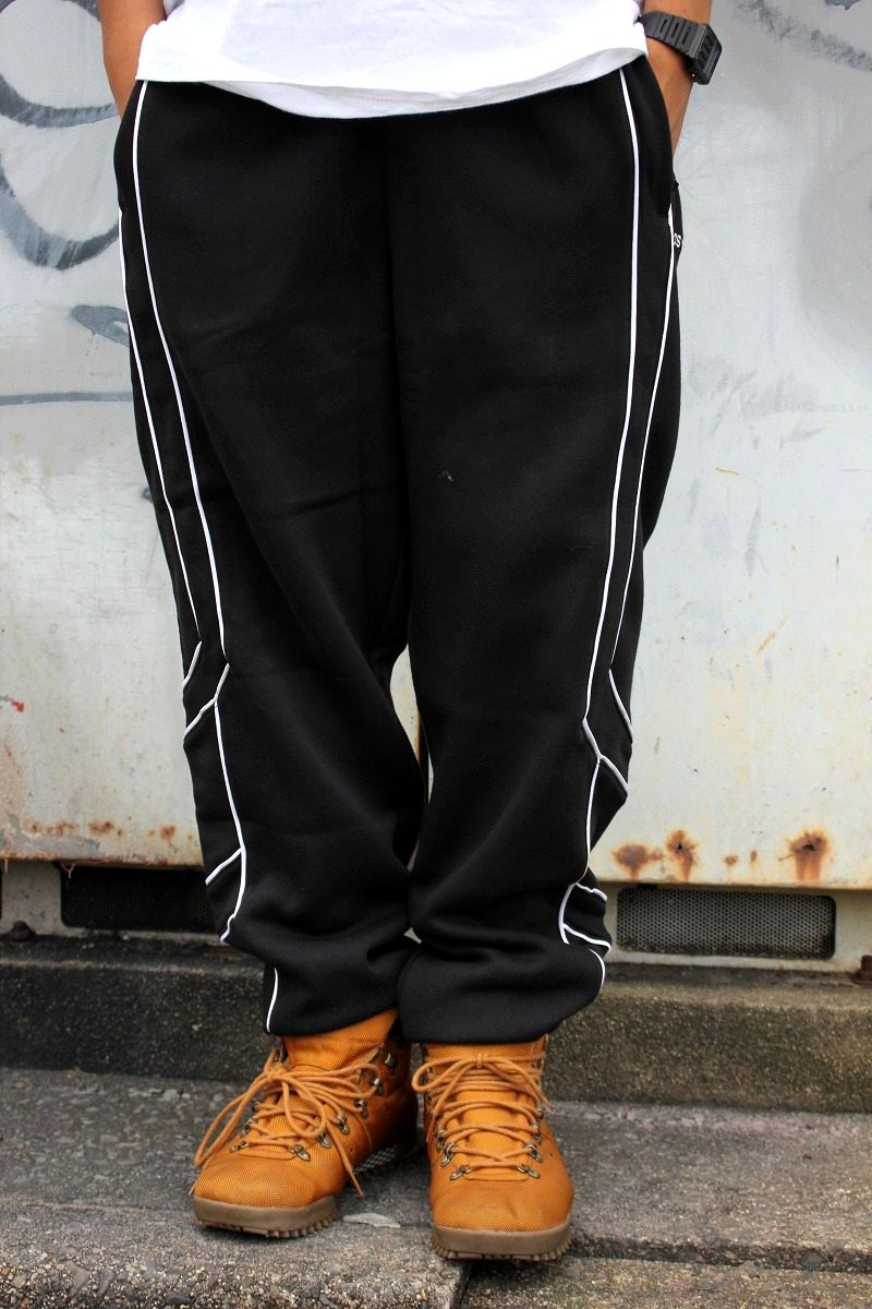 adidas ORIGINALS / EQT OUTLINE SWEAT PANTS / black×white