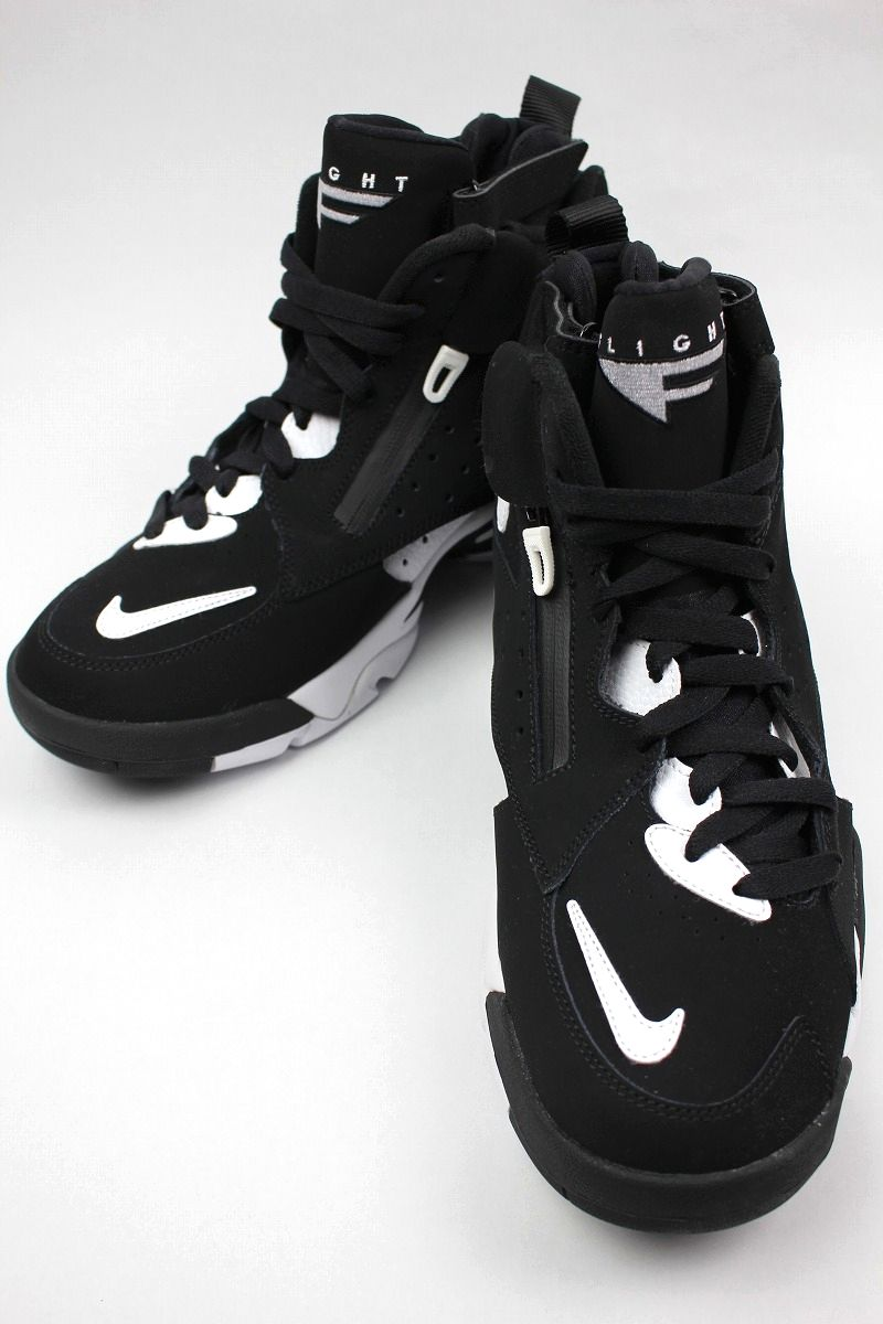 NIKE / AIR MAESTRO II LTD / black×white