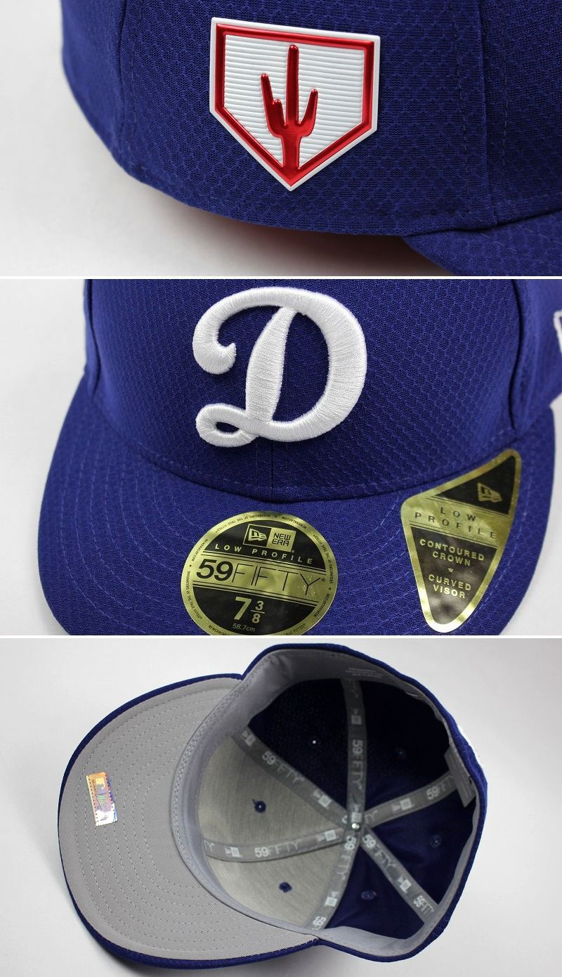 "NEWERA / ""LOS ANGELS LAKERS"" PROFILE FITTED CAP / blue"
