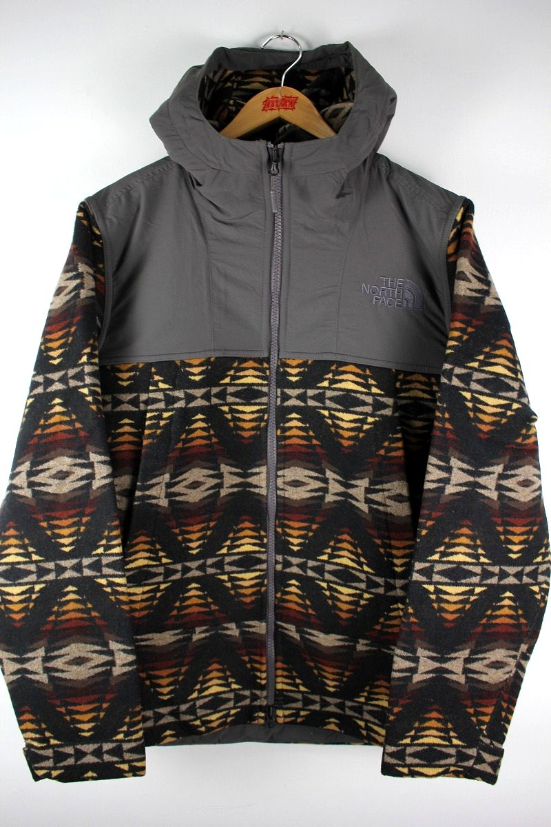 THE NORTH FACE × PENDLETON / MOUNTAIN JACKET / charcoal