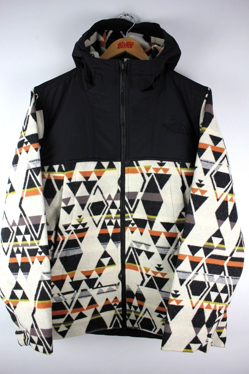 THE NORTH FACE × PENDLETON / MOUNTAIN JACKET / black×native pattern