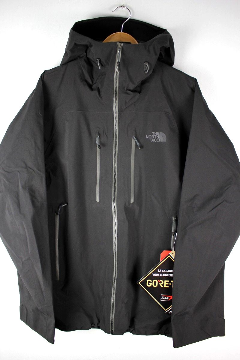 THE NORTH FACE / DIHEDRAL SHELL JACKET / black