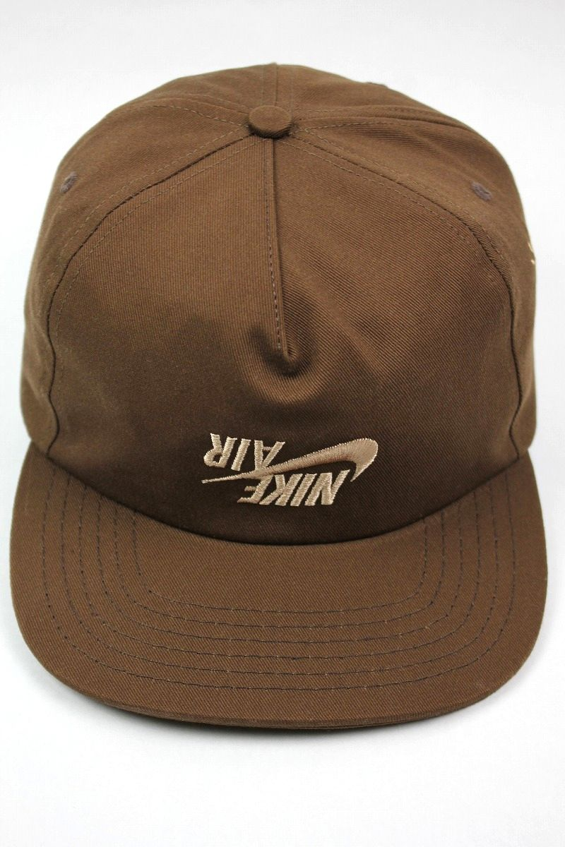 "NIKE×TRAVIS SCOTT / ""CACTUS JACK JORDAN HIGHEST"" SNAPBACK CAP / brown"