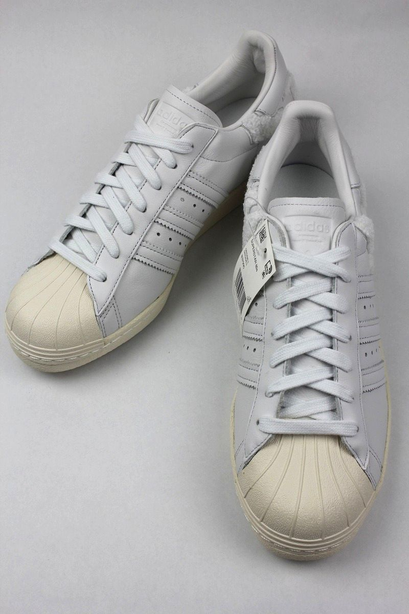 adidas ORIGINALS / SUPERSTAR 80s / white