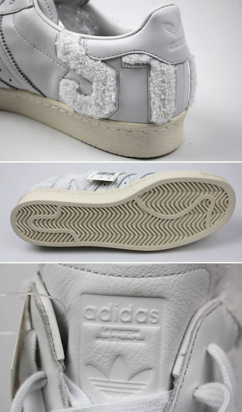 adidas ORIGINALS / SUPERSTAR 80s / white