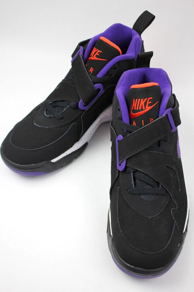 NIKE / AIR MAX CB / black×purple×orange