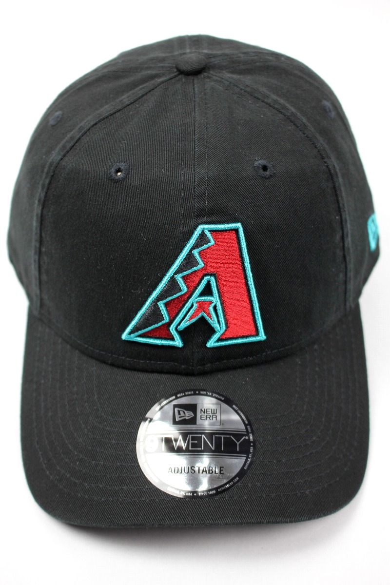 "NEWERA / ""ARIZONA DIAMONDBUCKS"" STRAPBACK CAP / black"