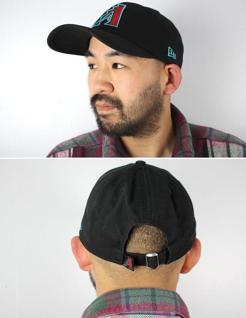 "NEWERA / ""ARIZONA DIAMONDBUCKS"" STRAPBACK CAP / black"