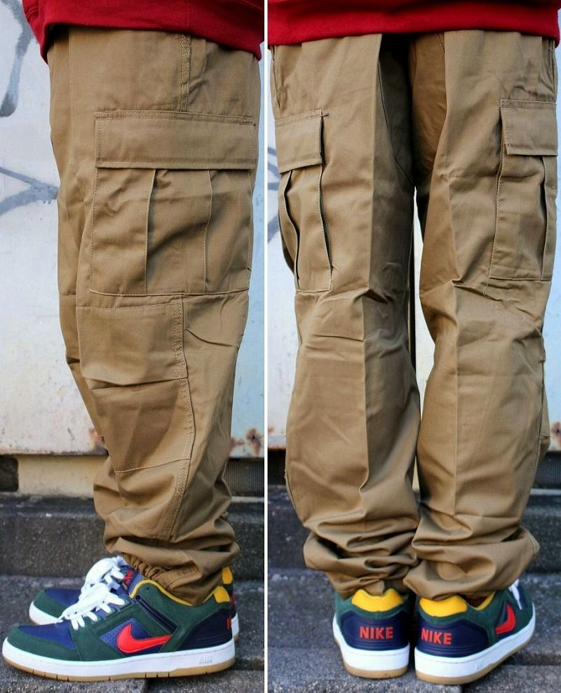 ROTHCO / BDU CARGO PANTS / brown