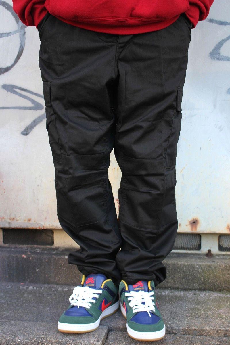 ROTHCO / CAMO BDU CARGO PANTS / black